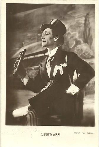 Alfred Abel in Die Finanzen des Großherzogs (1924)