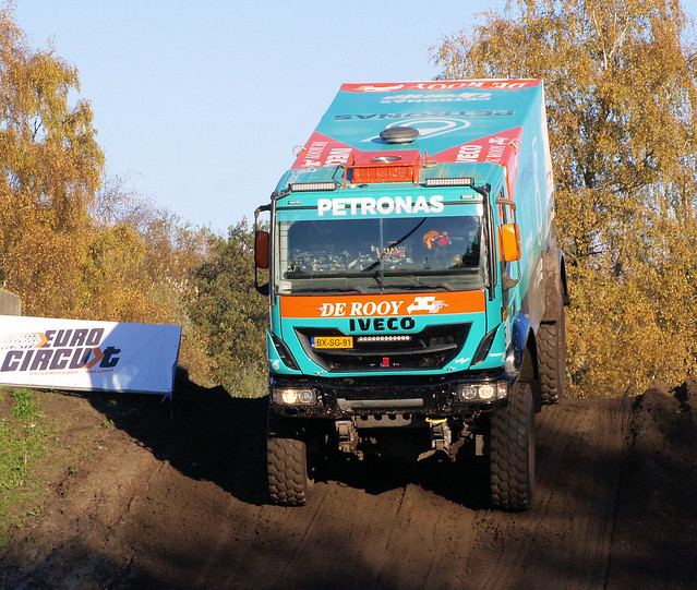 IVECO / De Rooy @ RTL GP Dakar Preproloog 2013
