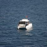 Dive boat, Oahu