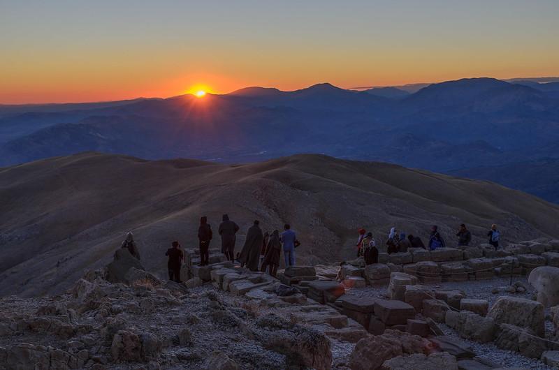 Anatolia Mount Nemrut-0516