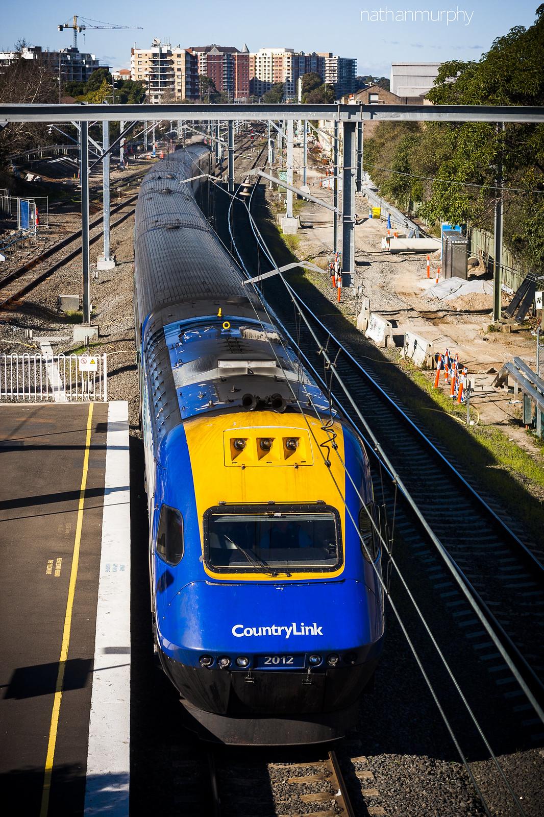 Casino Xpress Passenger Train by Nathan Murphy