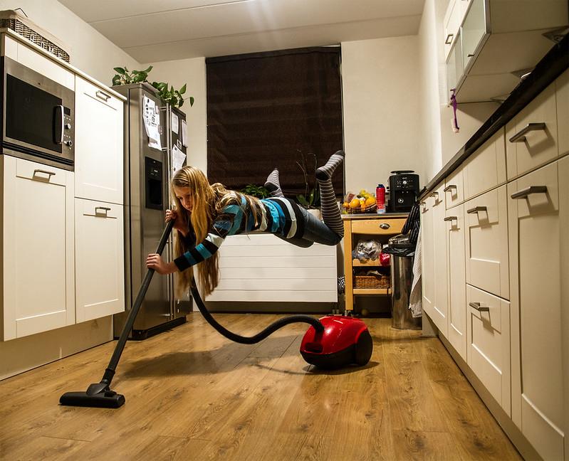 kitchen levitation