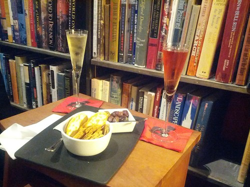 Champers and Books | by fabulousfabs