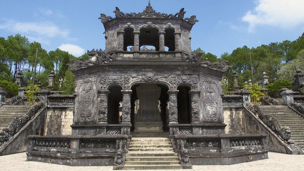 Tombs in Hue