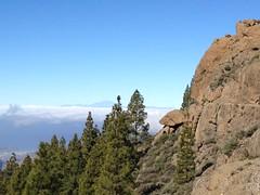 El Teide and the Roque Nublo