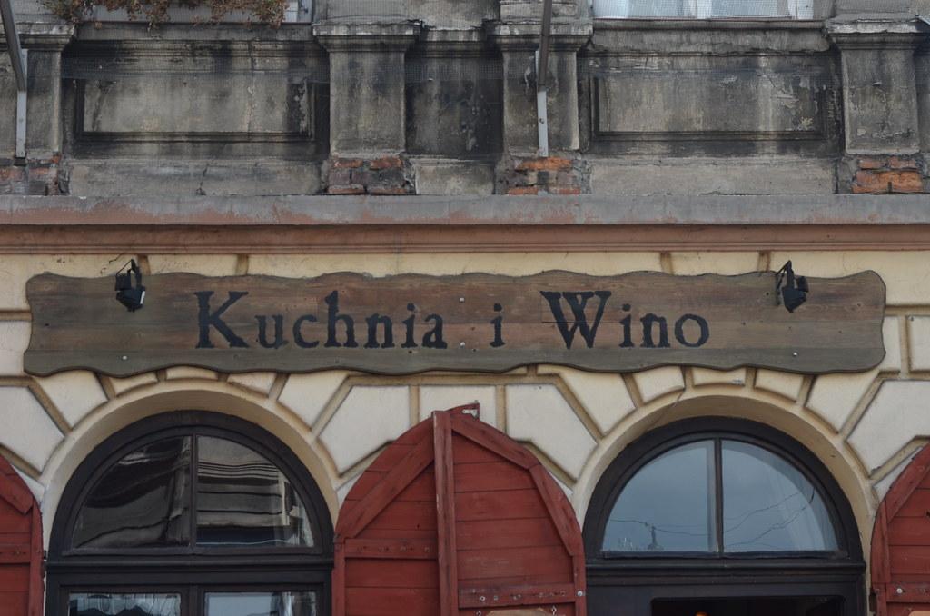 Kuchnia I Wino 1 At Kazimierz Kraków Old Jewish Quarter