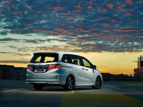 2014 Honda Odyssey - First Drive Photo