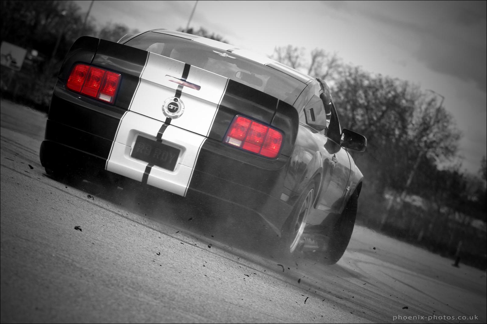 Mustang Sideways Rear_SH