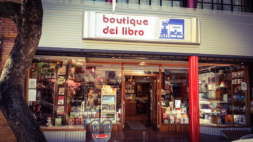 Boutique del Libro Martínez - Arenales 2048 - Martínez - B… | Flickr