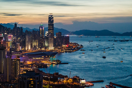 Sony A7s High ISO Test #A7s #HongKong #hk #victoriaharbour #harbour #night #sony #leica | by Studio Incendo