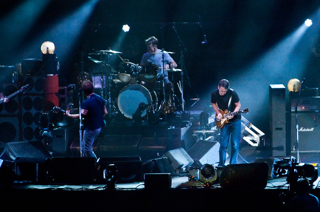 Pearl Jam Lighting Bolt Concert _D7C34970