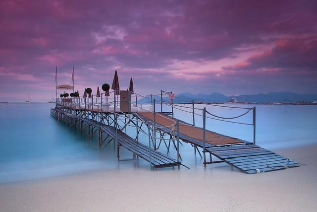 Cannes Pier, Cote D'Azur