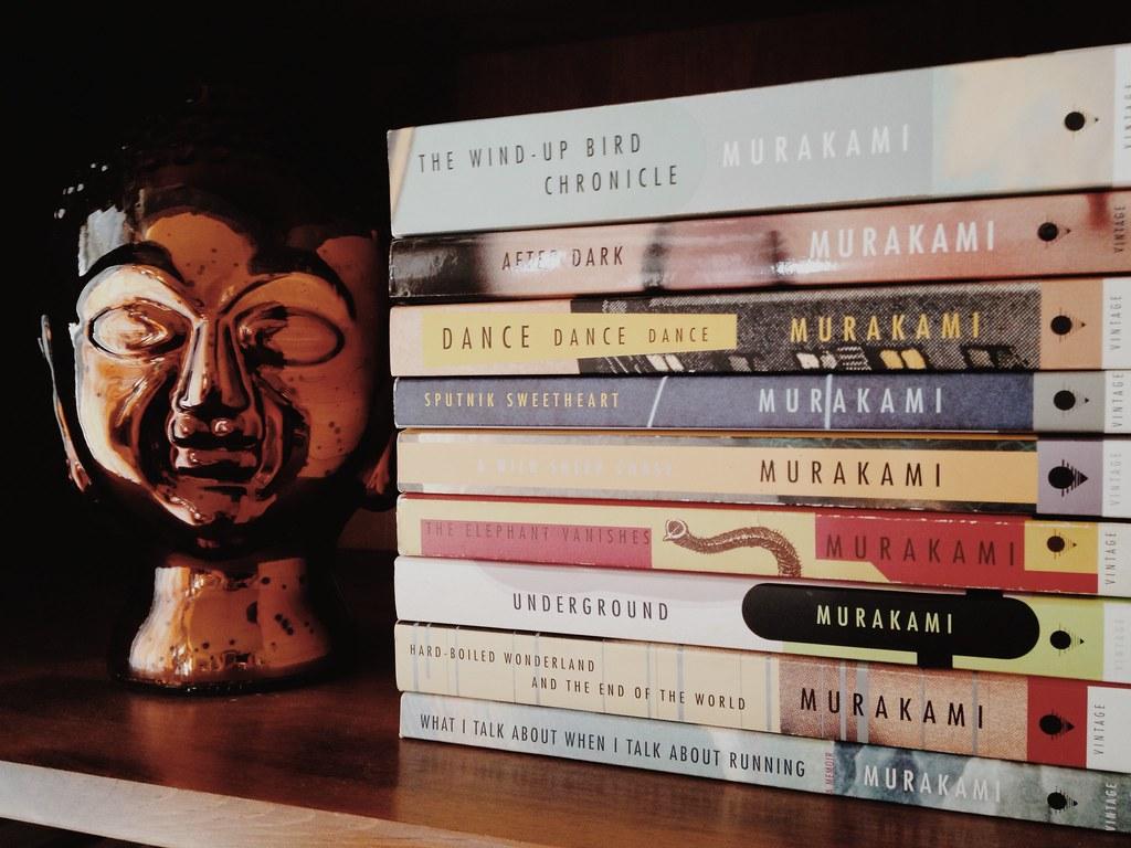 The Murakami Reader