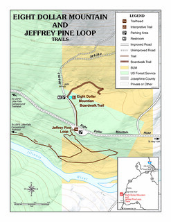 Eight Dollar Mountain and Jeffrey Pine Loop Trails | by BLM Oregon & Washington