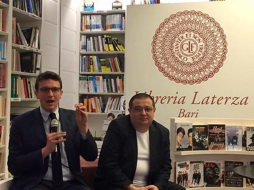 Presentazione del libro Cronaca di un delitto politico di Nicola Lofoco 2 | by flavagno