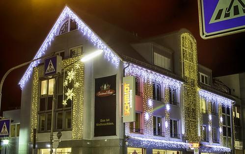 christmas village :-)