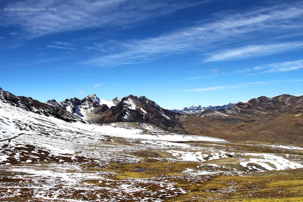 Charquini & Cordillera de La Paz