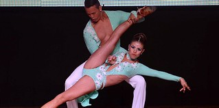 David and Paulina - 2013 Puerto Rico World Salsa Open