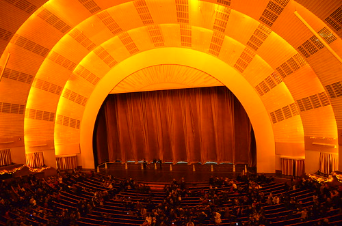 Radio City stage | by afagen