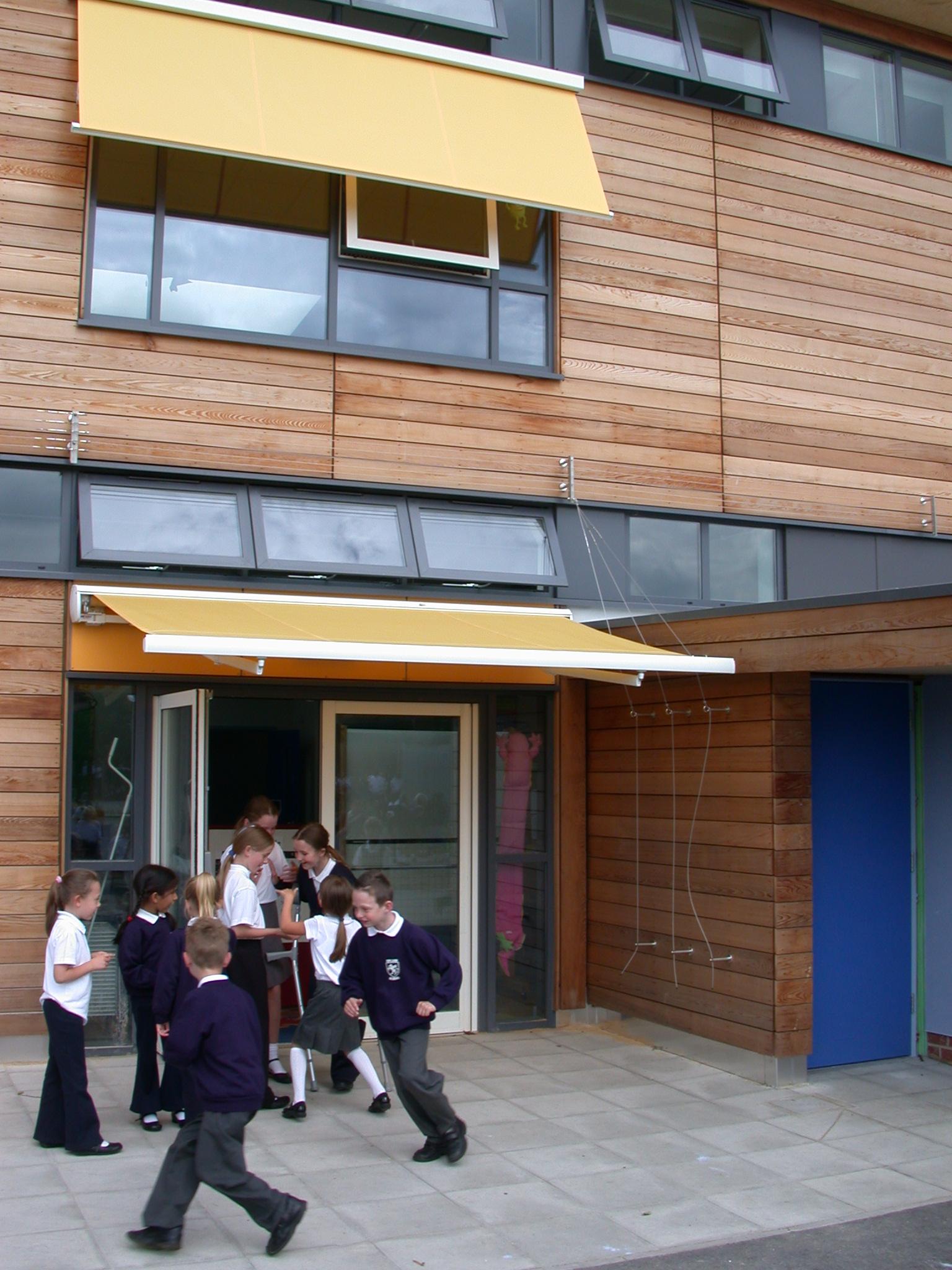 Sustainable School Design in Bexley