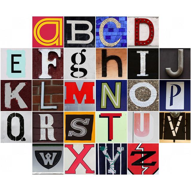 Alphabet 39