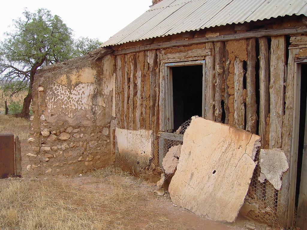 Sedan. Ruins of 1870s pug and pine cottage.   Sedan. Ample e…   Flickr