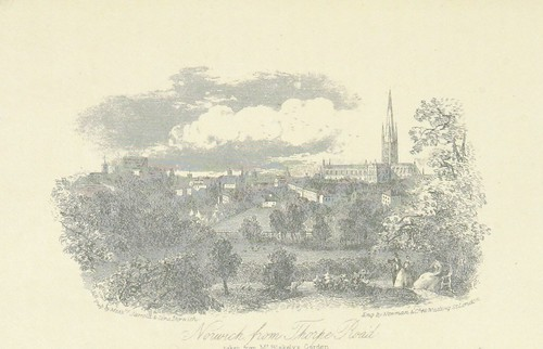 Image taken from page 23 of 'The Handbook to the City of Norwich, etc' | by The British Library
