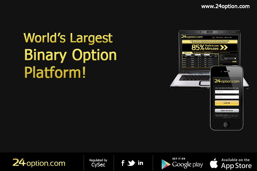 Binary options trading | 24option your binary options Brok… | Flickr
