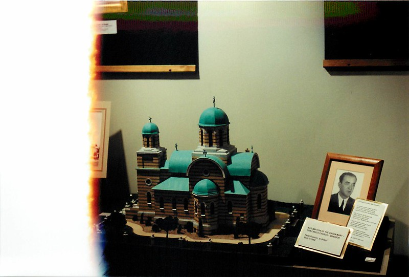 50th Anniversary of the Serbian Orthodox Church Gracanica - October 26, 2002 - January 15, 2003