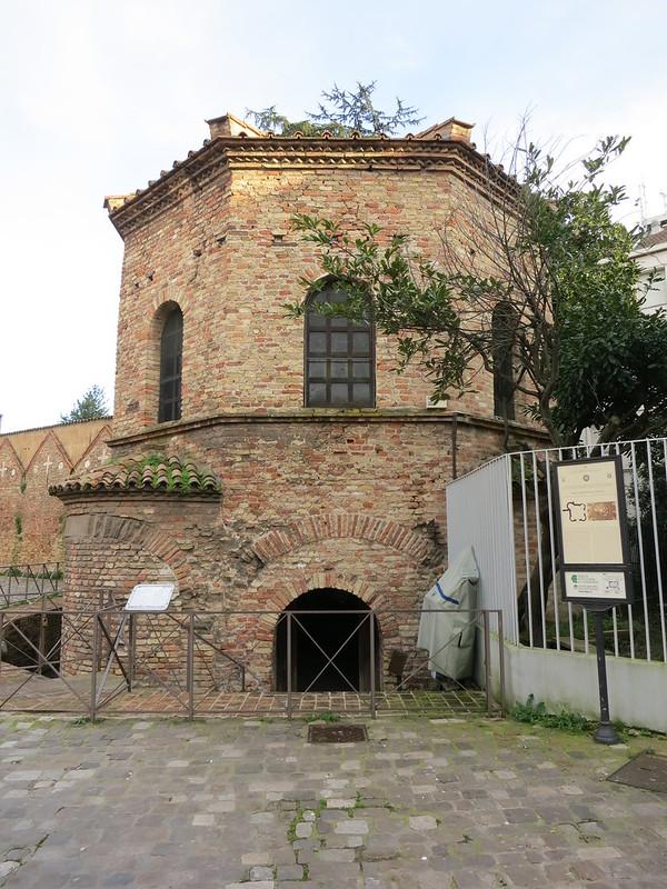 Ravenna, Arian Baptistry