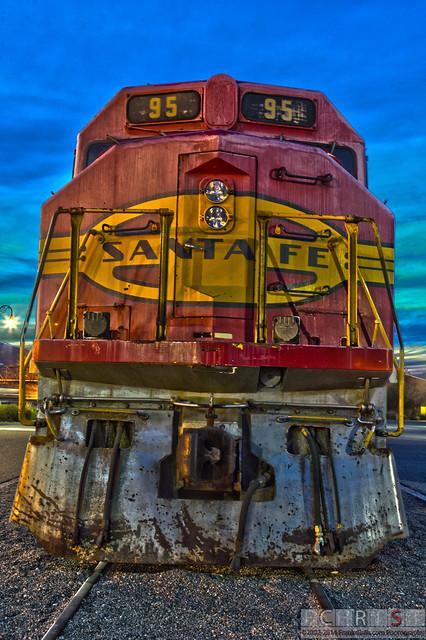 A Colorful Santa Fe