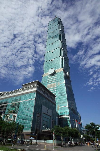 Taipei 101_16 (Flickr explored on May 13, 2014)