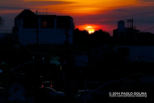 time sunset photospecs bfhomes parañaque aguirreave crispirito philippines canonef200mmf2lisusm