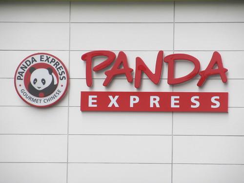 Panda Express sign   by Pest15