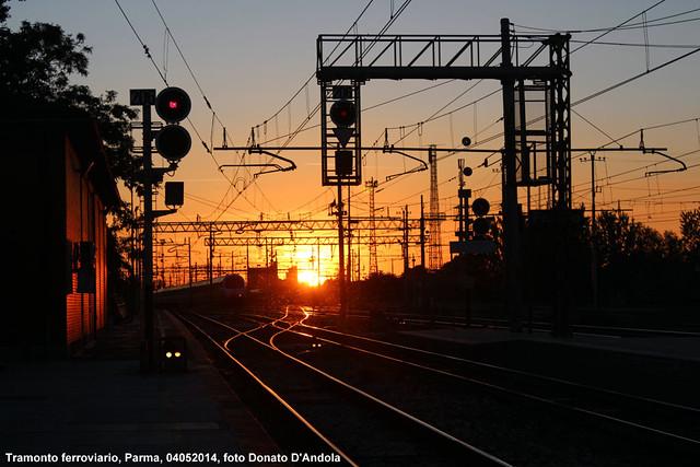 Relax ferroviario, Parma, 04.05.2014