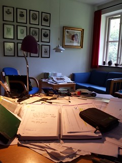 Chaos of My Desk | by Insights Unspoken