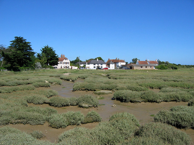 Sidlesham Quay and Pagham Harbour