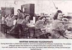 WWII Telegraphists