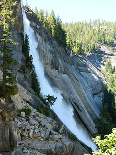 Yosemite Hike: Nevada Fall | by totalescape.com
