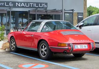 Porsche 911T | by Spottedlaurel
