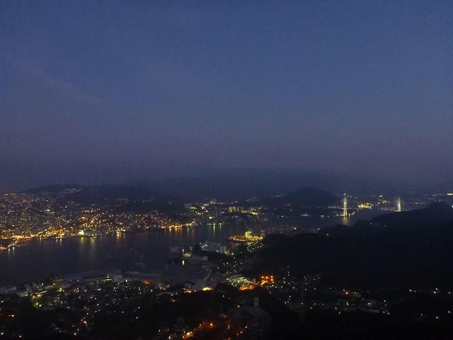 Mt Inasa, Nagasaki