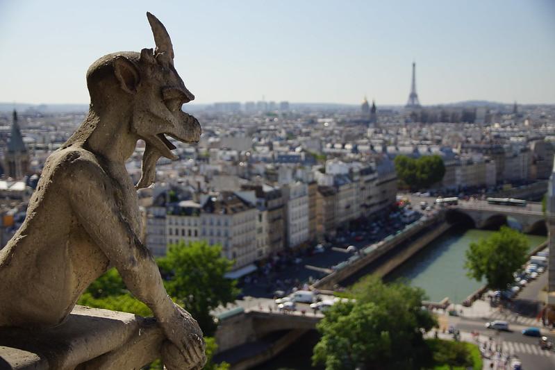 Paris 2013 - View from Notre Dame de Paris