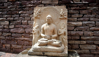 Sanchi Stupa  (25)   by travelling slacker