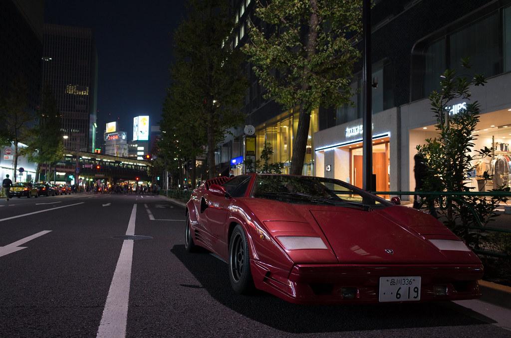 Lamborghini Countach 25th Anniversary 2013/11/03 GR010688