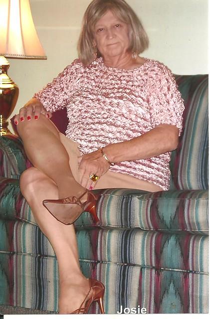 13 Josie @ Elks Club Martinez Ga 11012013-3 size 10 - 4 inch heel D'Orsay style pumps by Delicious