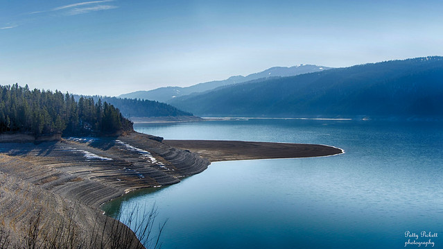 Palisade lake Idaho