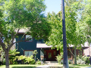17a - Moore-Morse Residence - 2071 S Hobart Blvd - 1906 - Robert Farquhar Train & Robert Edmund Williams | by Kansas Sebastian
