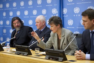 Press Conference on Mission to Investigate Alleged Chemical Weapons Use in Syria | by for the elimination of Syrian chemical weapons