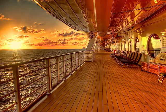 Sunset at Sea (Redux) [Explore]