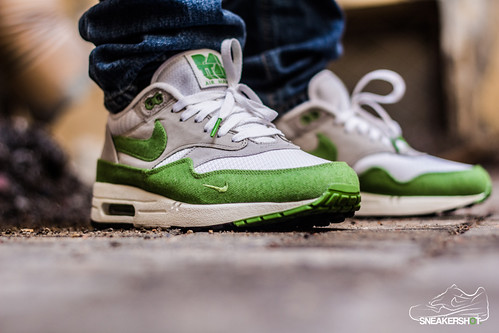 "the latest 76a09 7d838 Nike Air Max 1 x Patta ""Chlorophyll"" - an album on Flickr"